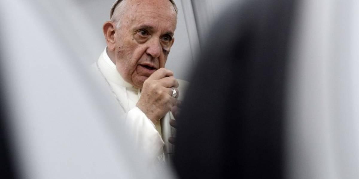 El papa Francisco desea que Trump reconsidere la ley sobre los dreamers