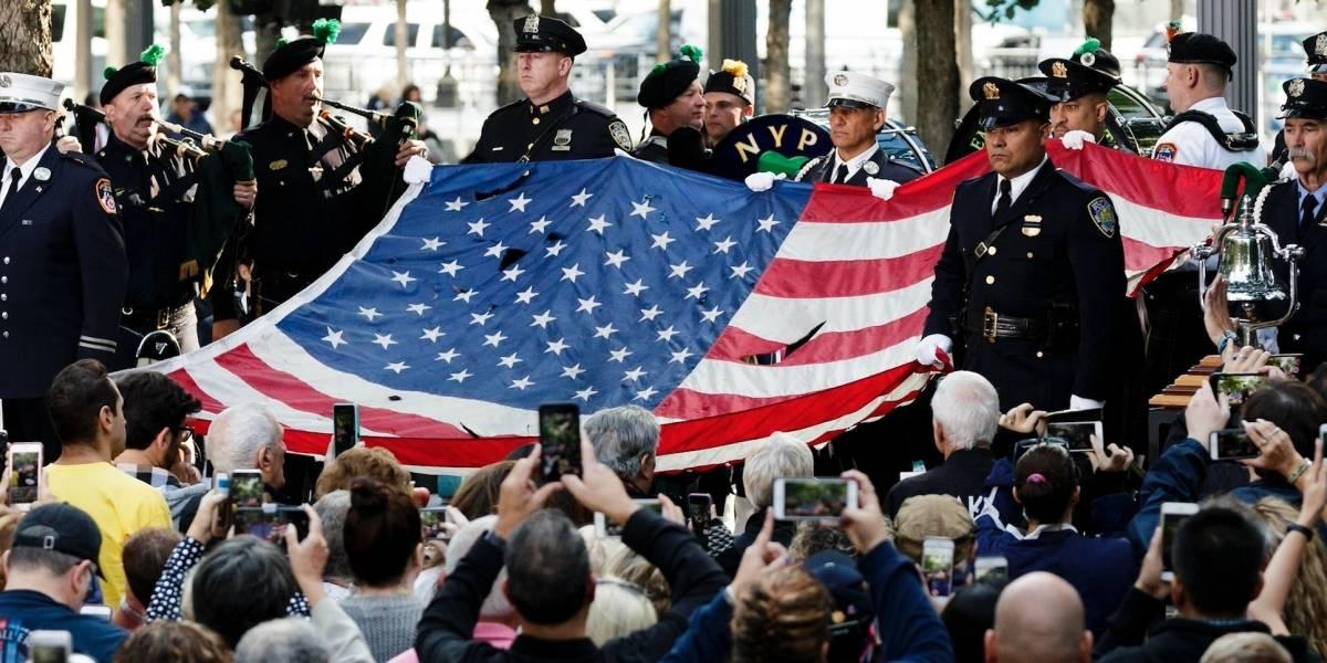 Nueva York recuerda víctimas del 9/11 en su decimosexto aniversario