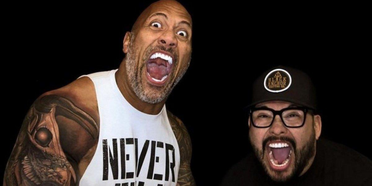 Gosta das tattoos do 'The Rock'? Então saiba quem é o seu tatuador