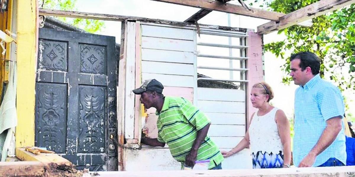 Aflora la necesidad en Loíza tras paso de Irma