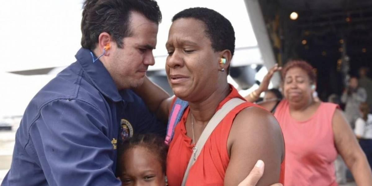Inmigración ofrece ayuda a los damnificados por huracán Irma
