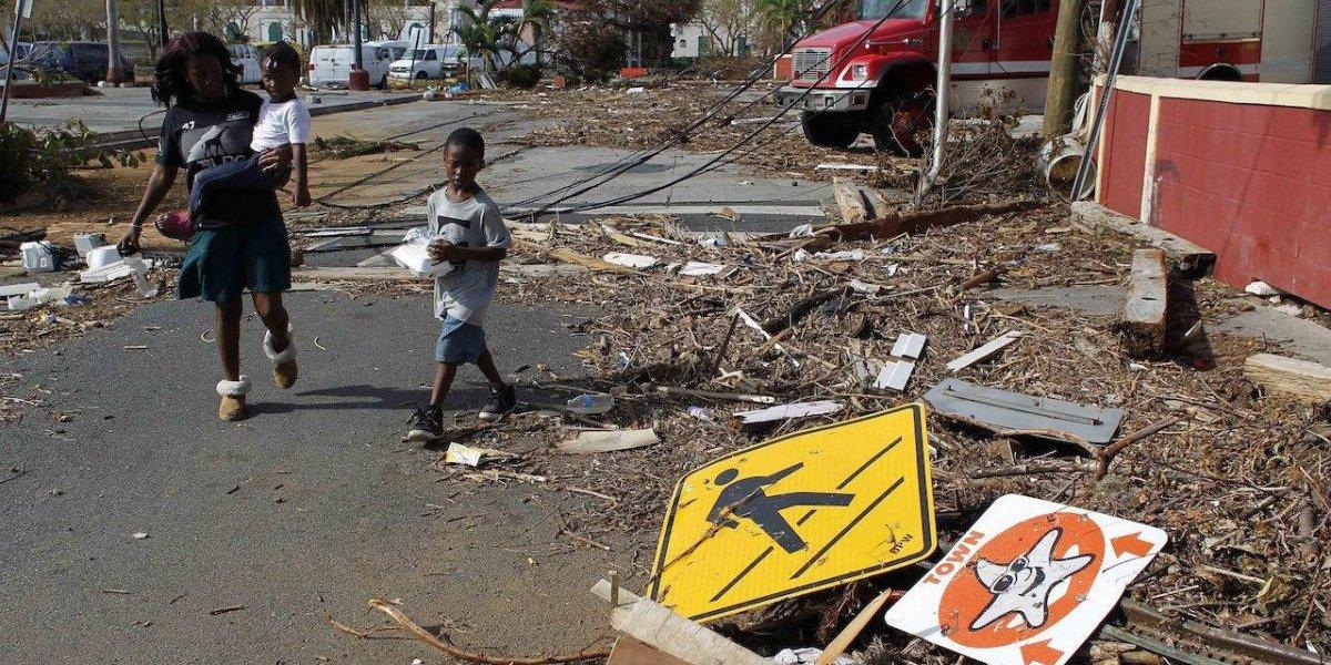 Fundación Ferries del Caribe ayuda a las islas afectadas por huracán