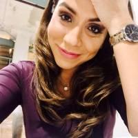 Sylvia Verónica Camacho sufre una herida tras accidente