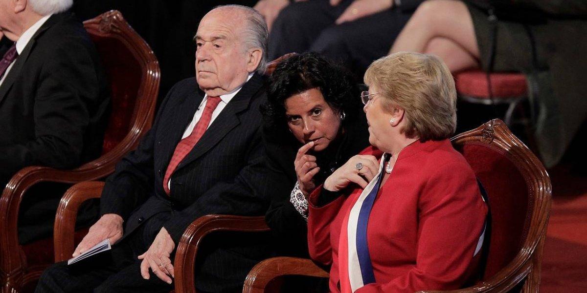 El perfil del hombre que incomodó a Bachelet en Te Deum: es RN, candidato a diputado y miembro del comando de Piñera