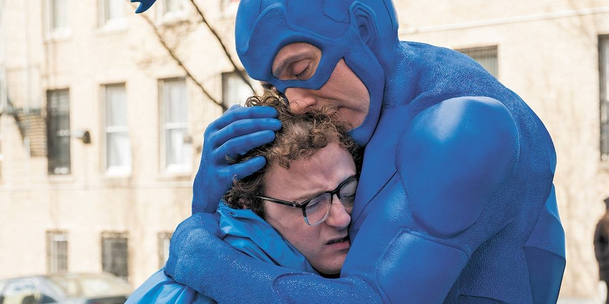 The Tick aposta em herói divertido