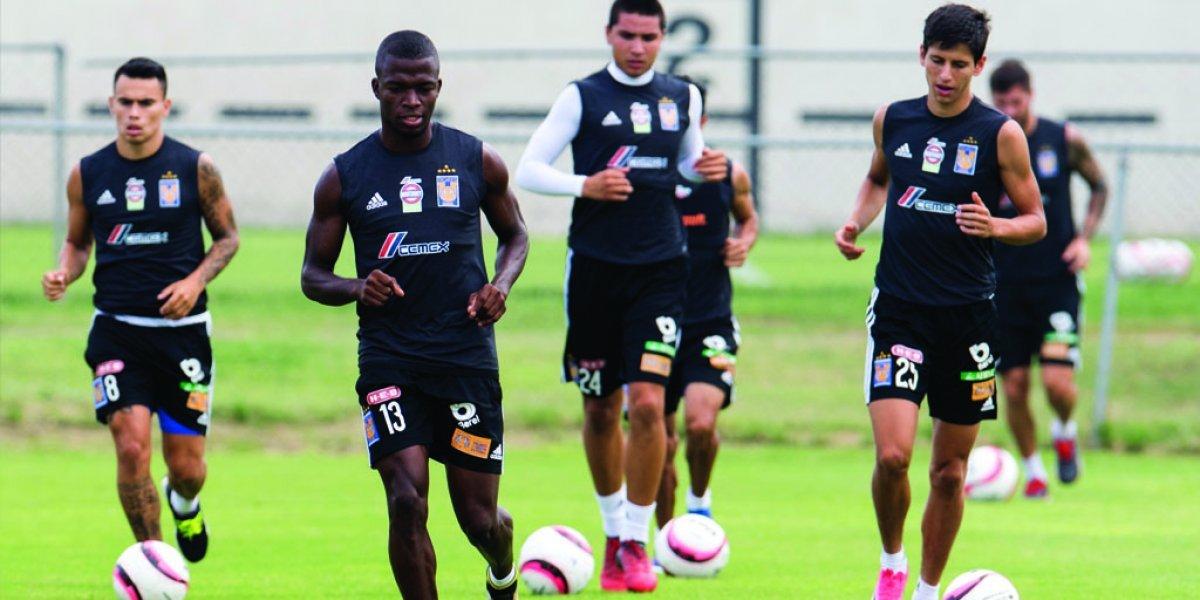 Fracaso de los Tigres en Copa MX