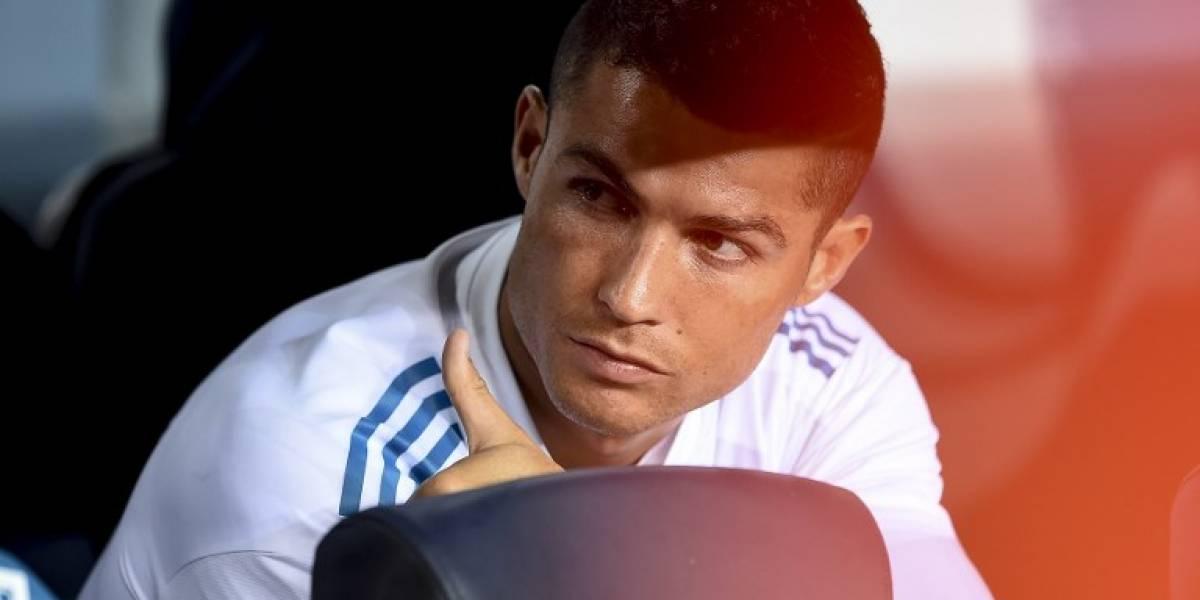 Sale a la luz un video de la declaración de Cristiano Ronaldo ante la jueza