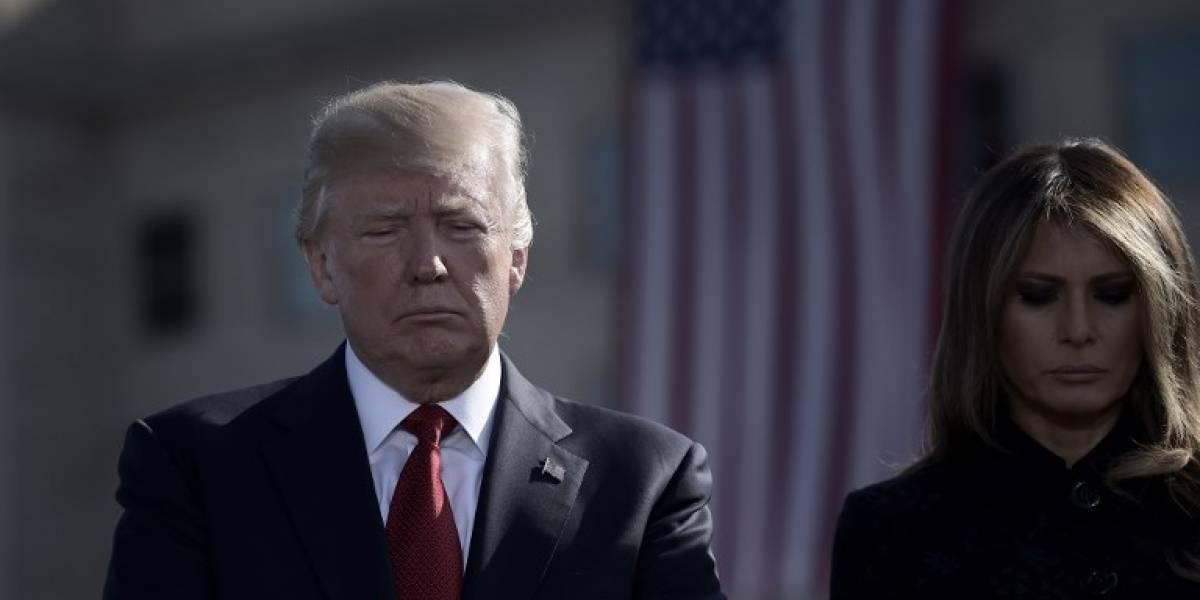 Con un emotivo video, Trump recuerda a las víctimas del 11 de septiembre