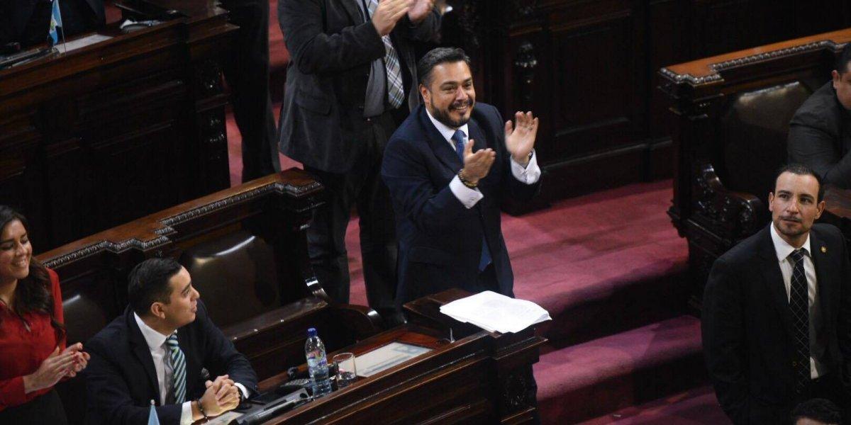 Javier Hernández busca presidir el Congreso