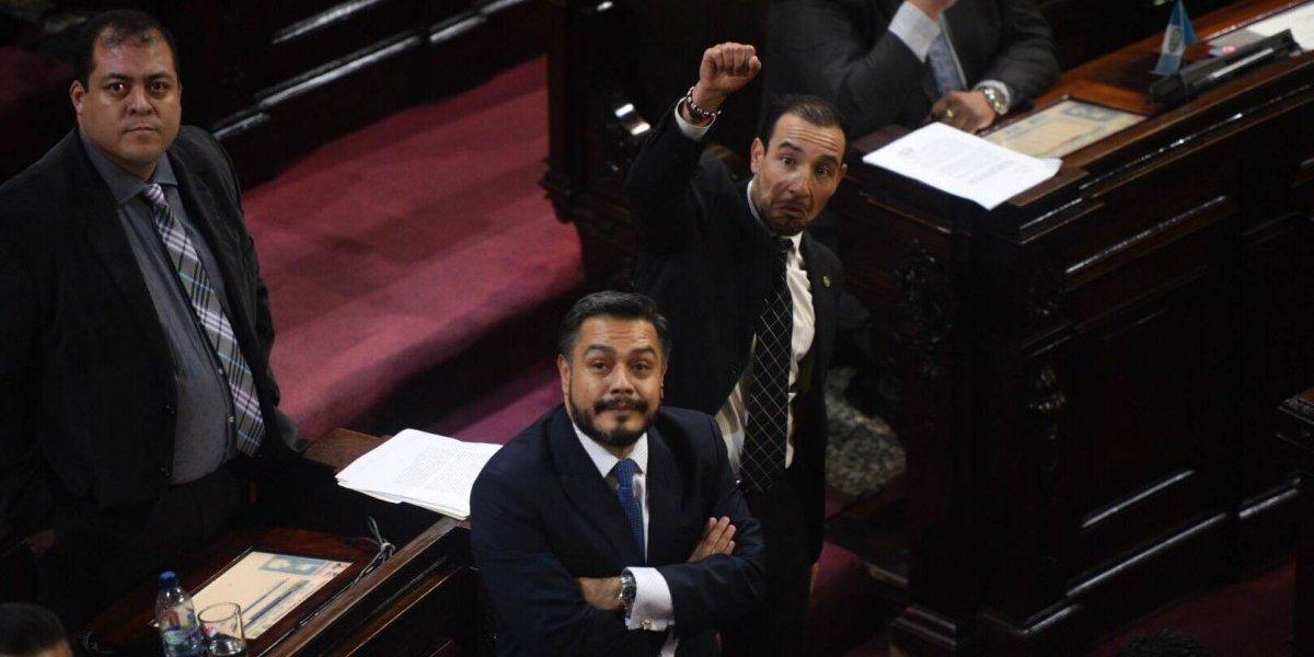 Diputados protegen al presidente Jimmy Morales y detienen el antejuicio