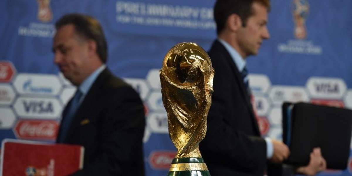 Por si acaso: Este jueves comenzará la venta de entradas para el Mundial de Rusia 2018