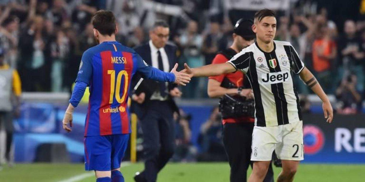 """La sinceridad brutal de Dybala: """"Es difícil jugar con Messi en Argentina"""""""