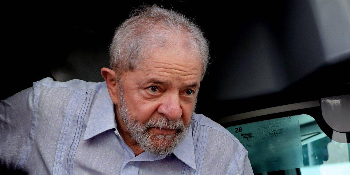 Denuncian que Lula es víctima de persecución política en Brasil