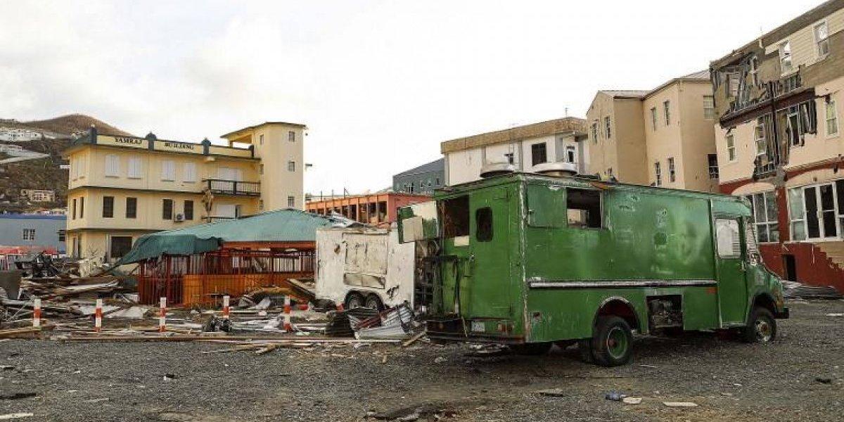 """""""Unos cien presos muy peligrosos escaparon"""": Huracán Irma destruyó cárcel en islas británicas"""