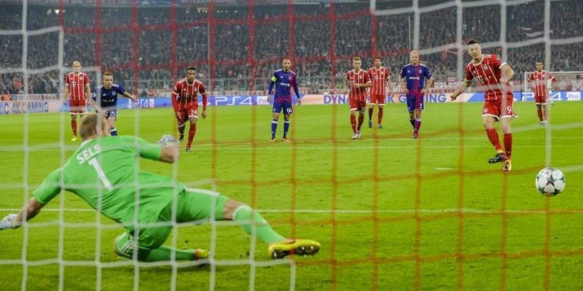 Minuto a minuto: Sin Vidal, el Bayern abre un nuevo sueño de conquistar la Champions