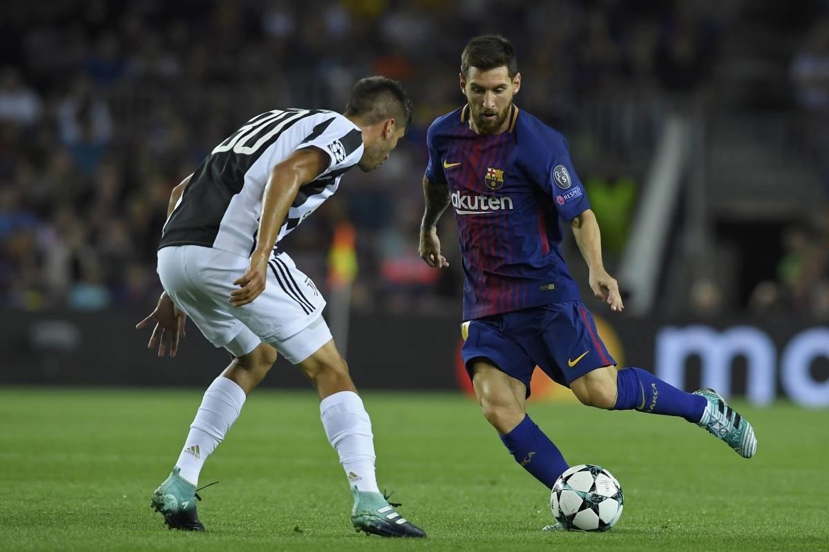 Lionel Messi inicia con buen pie su nueva temporada en la Champions.