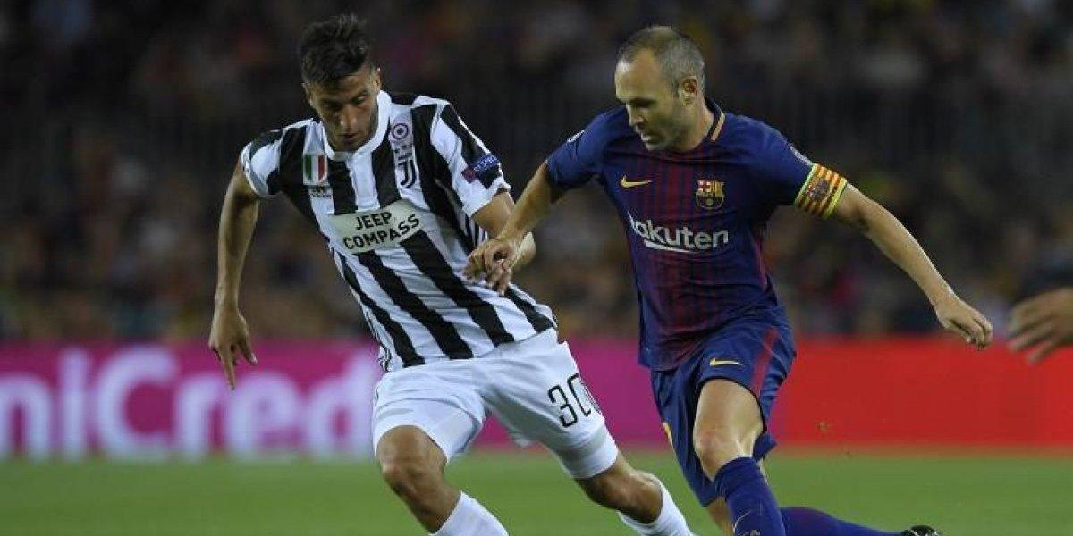 Minuto a minuto: Barcelona y Juventus encienden el inicio de la Champions con un partidazo