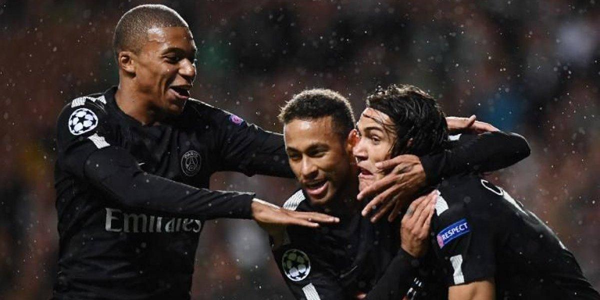 La MCN hace de las suyas en Europa: PSG goleó en el inicio de la Champions League