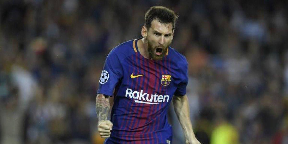 Messi dio otro recital en la Champions para guiar la goleada del Barcelona sobre Juventus