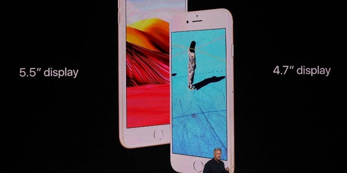 Apple presenta el iPhone 8 y iPhone 8 Plus: totalmente de vidrio y más rápidos