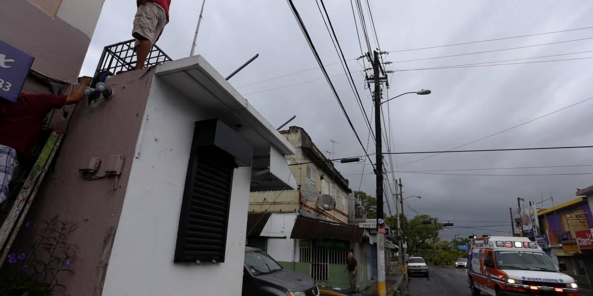 P.R. pide ayuda de EE.UU. para restablecer servicio eléctrico tras Irma