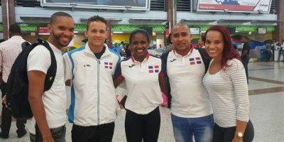 Yamilet Peña y Nin Reyes a Copa Mundial Artística en Francia