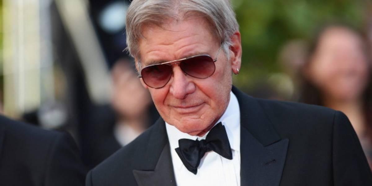 Un molesto Harrison Ford dirigió el tránsito en Nueva York