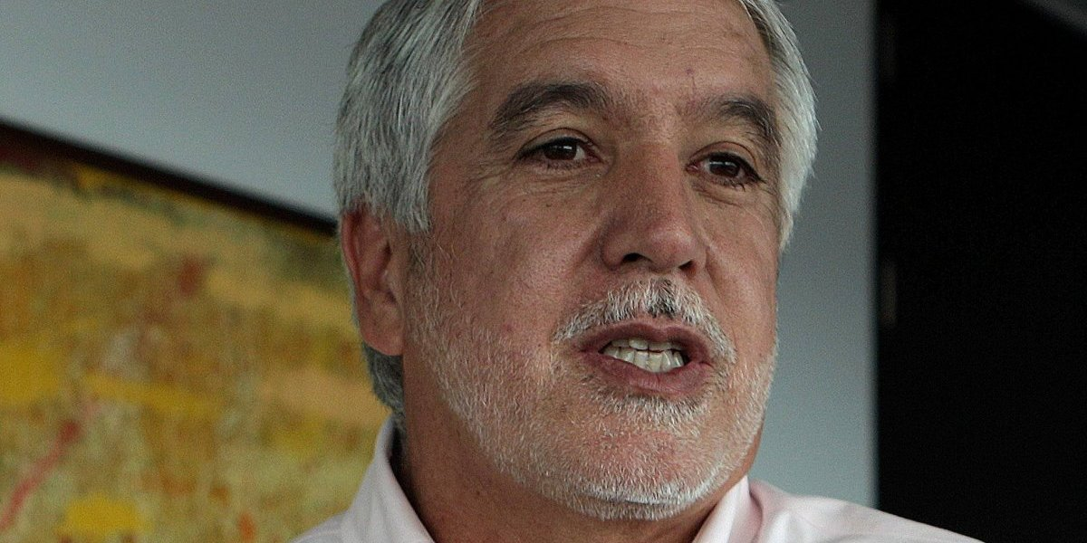 El alcalde Enrique Peñalosa tiene 84% de imagen desfavorable