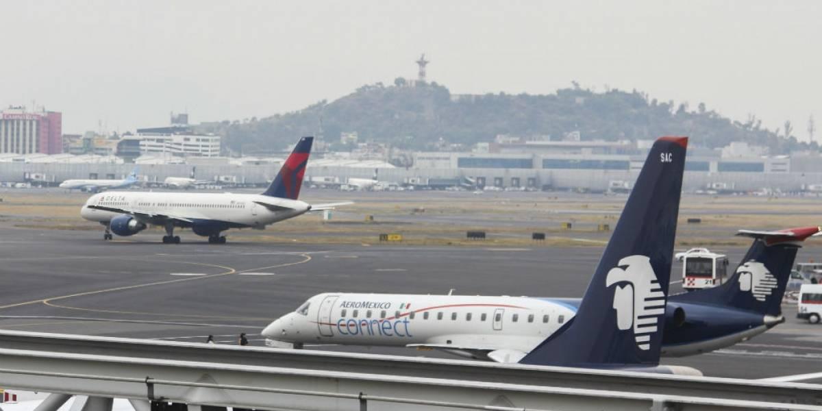 Aeroméxico logra reducir 23% consumo de combustible