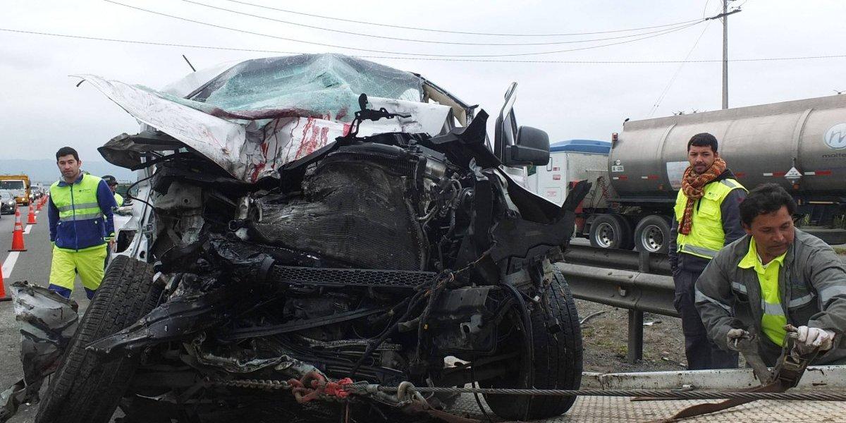 Accidente fatal en Llay Llay: compañía solidariza con los trabajadores fallecidos y el sobreviviente