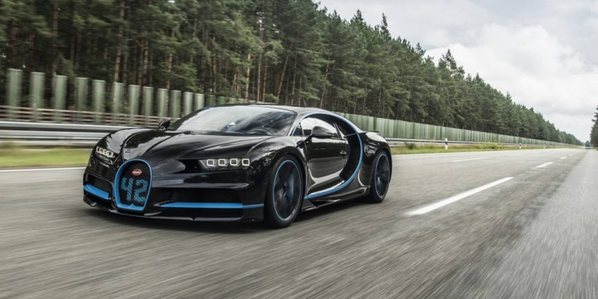 Juan Pablo Montoya, récord mundial con el auto más potente del mundo