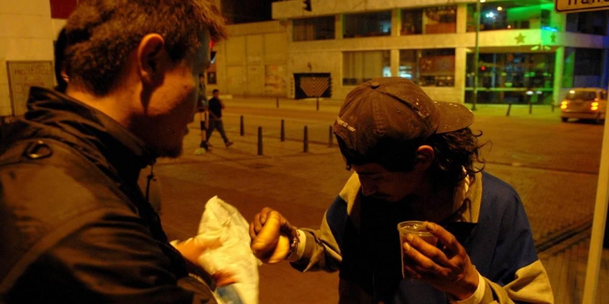 Hay brote de coronavirus en habitantes de calle en Bogotá