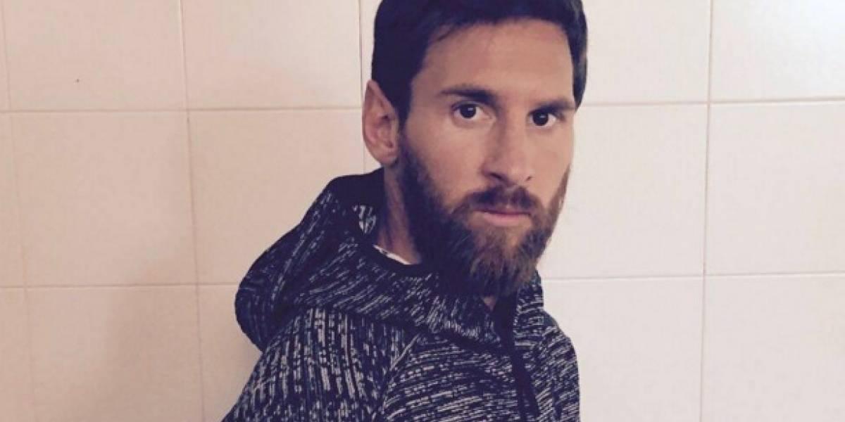 Messi tiene un nuevo (y atrevido) tatuaje, cortesía de su esposa Antonella