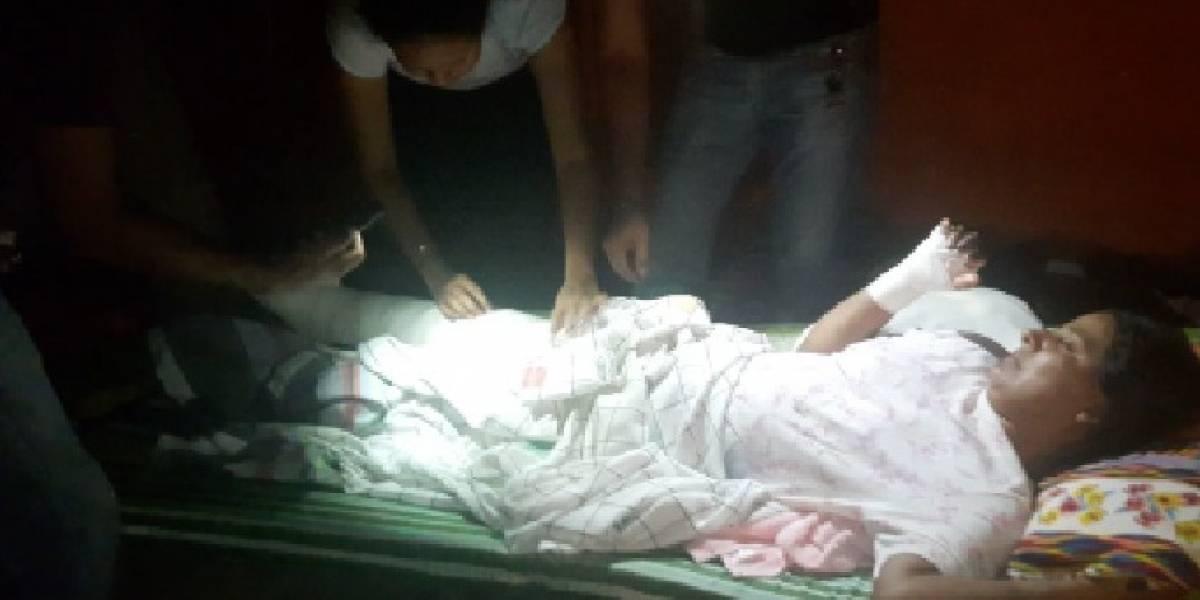 Perdimos todo y tenemos miedo: los estremecedores testimonios de víctimas en Oaxaca