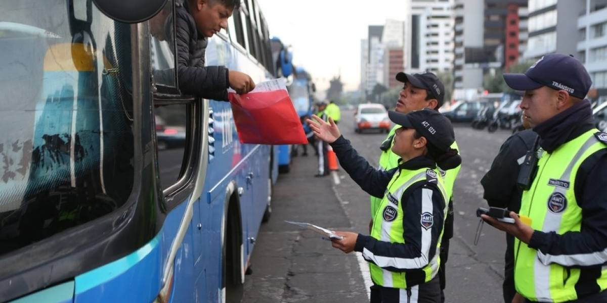 Municipio intensifica controles para mejoramiento del transporte público