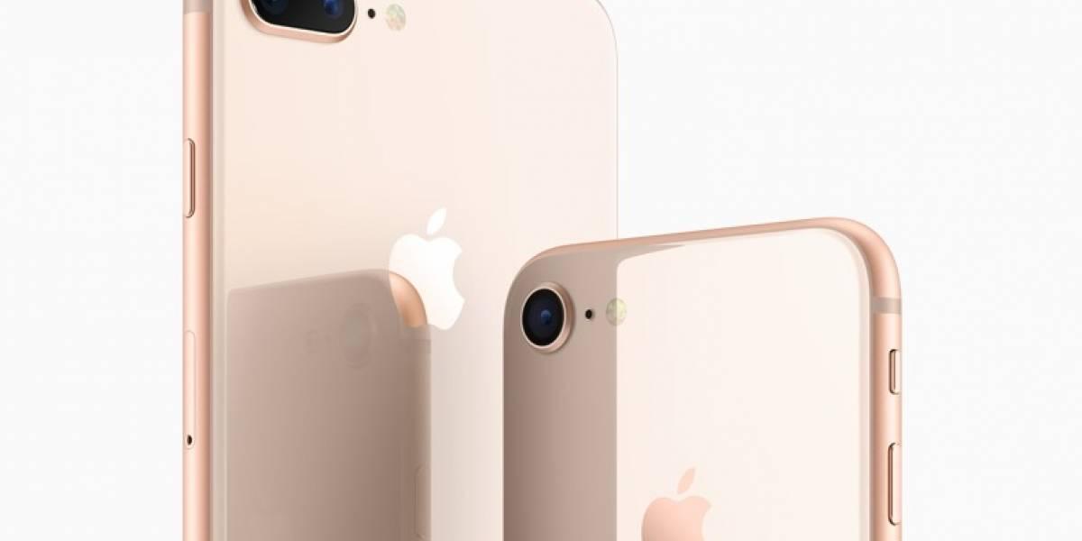 Reportan la primera explosión de un iPhone 8