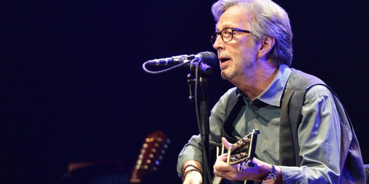 Se conoce primer tráiler del documental 'Life in 12 Bars' basado en la vida de Eric Clapton