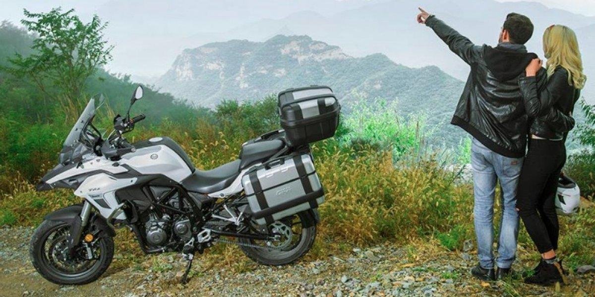Benelli, la marca italiana de motocicletas que llega a Guatemala