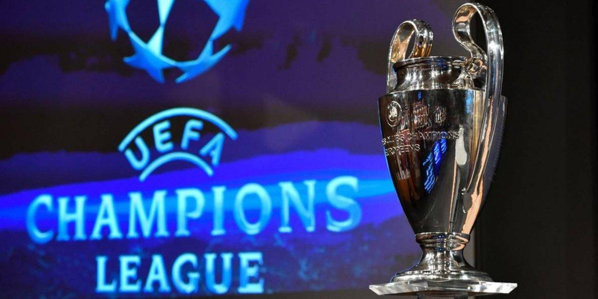 """El """"Grafigol"""" de la Champions: Los resultados y la programación de la Liga de Campeones"""