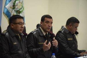Conferencia de prensa del Ministerio de la Defensa