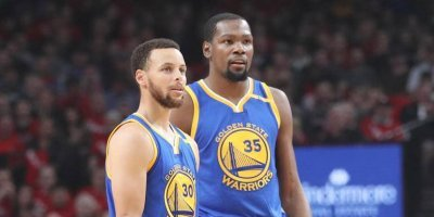 Curry niega que críticas de Durant afecten a los Warriors
