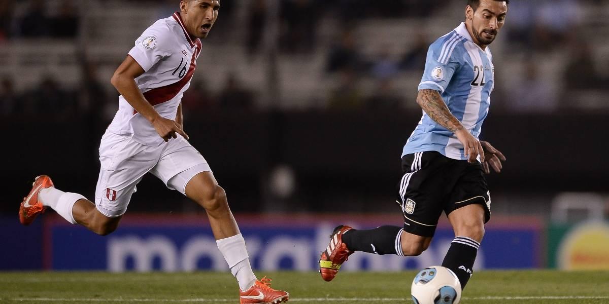 Histórico de Perú calienta el partido contra Argentina, que ya tiene sede