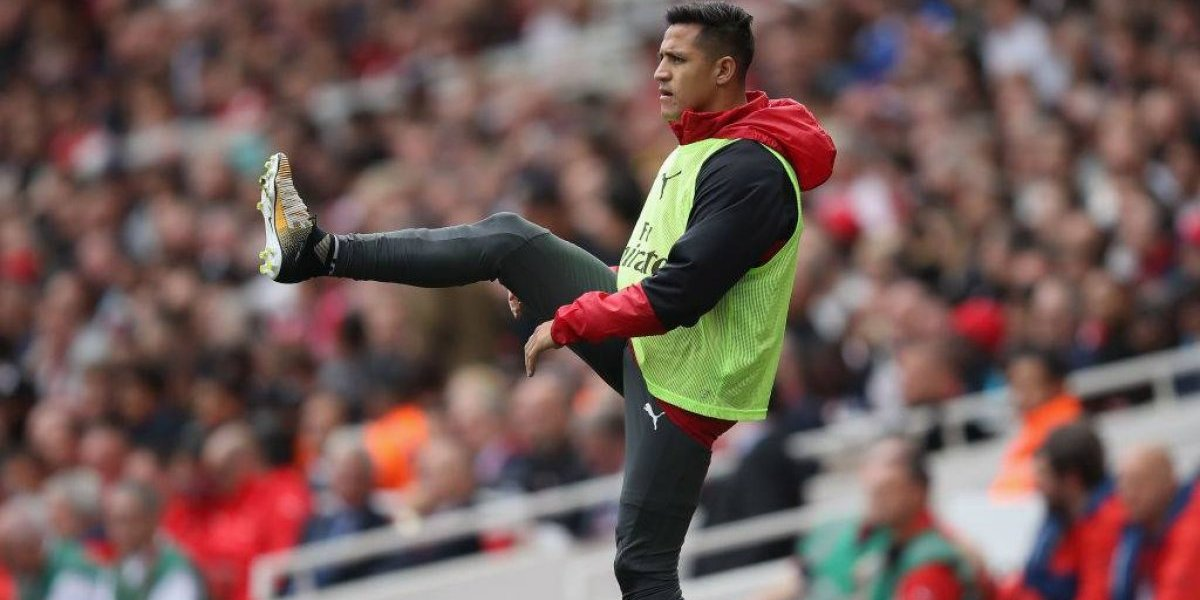 "En Arsenal salen a blindar a Alexis: ""Probó que está enfocado en Arsenal"""