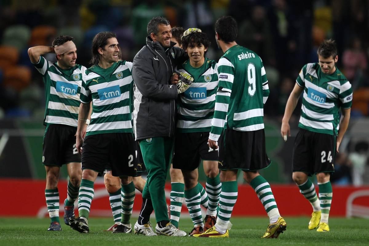 Sporting Lisbon v Everton - UEFA Europa League