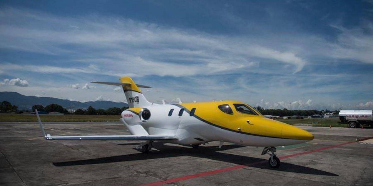 Conoce el nuevo jet de lujo que ya está a la venta en Guatemala