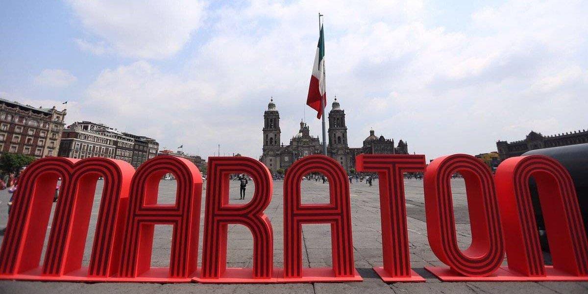 Fueron casi 6 mil los descalificados del Maratón CDMX 2017