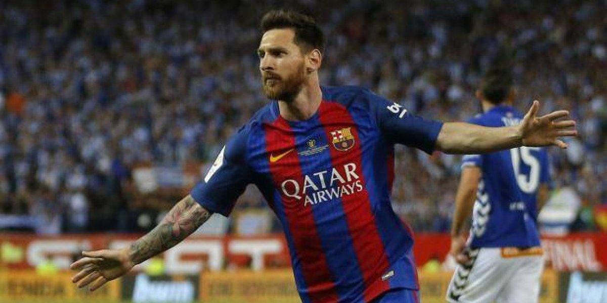 Messi acaba con embrujo de Buffon en triunfo del Barça