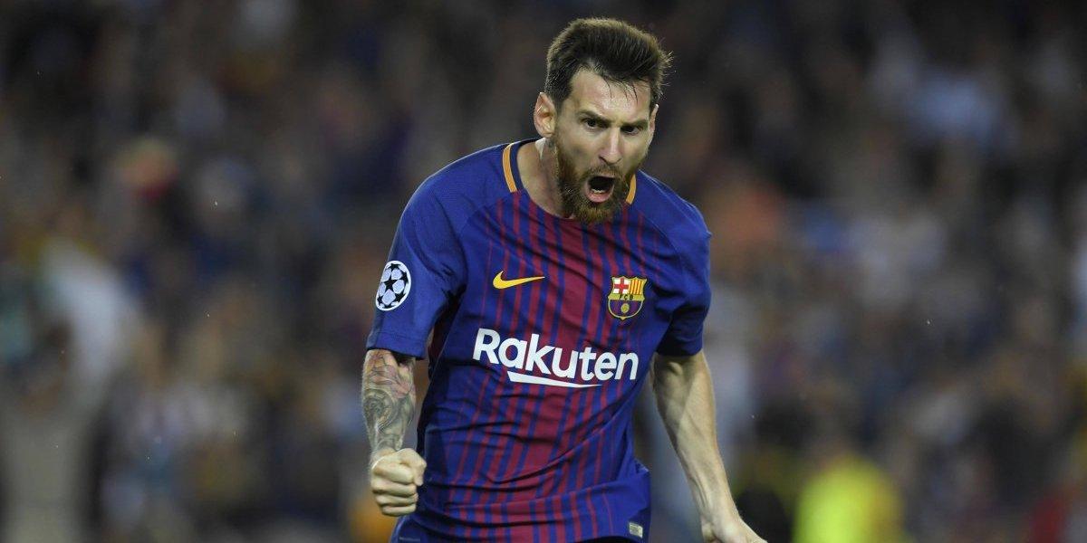 ¡Al fin! Messi pudo romper su maleficio