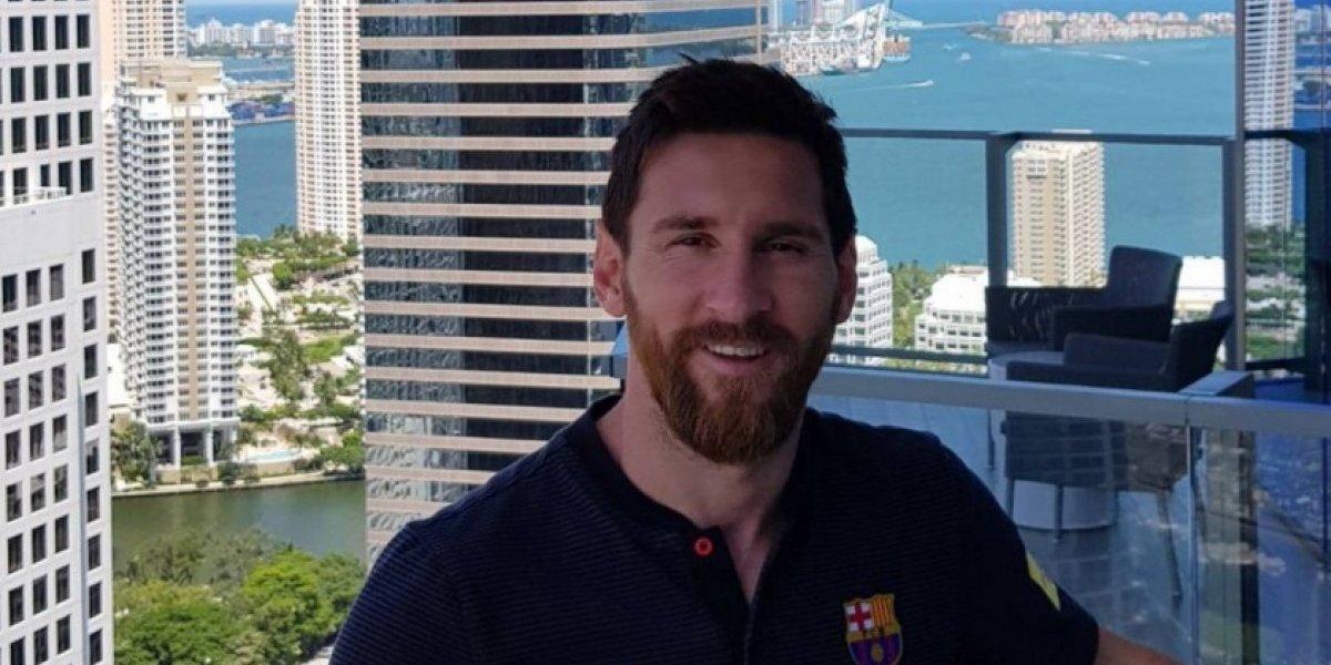 VIDEO. Messi sorprende a sus fans con un talento oculto que pocos conocían