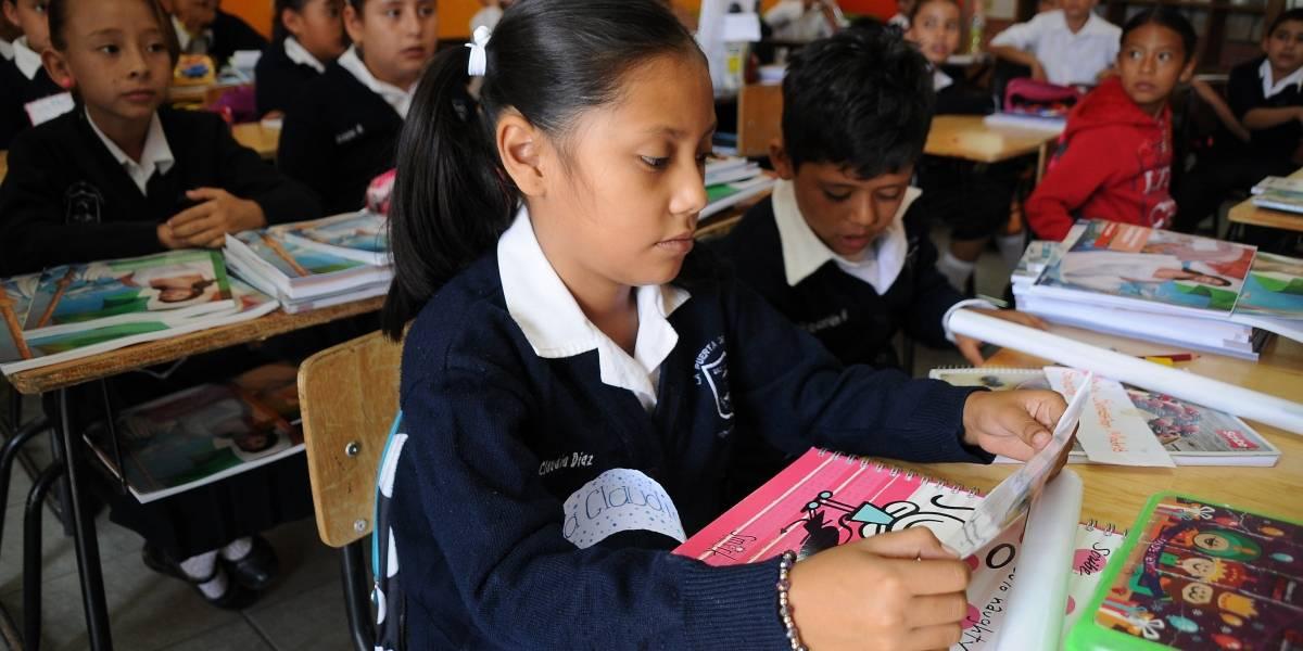 Más de la mitad de las escuelas funcionarán en la CDMX